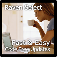 Code Free Updates : RavenSelect CMS by Raven Soft Design Limited
