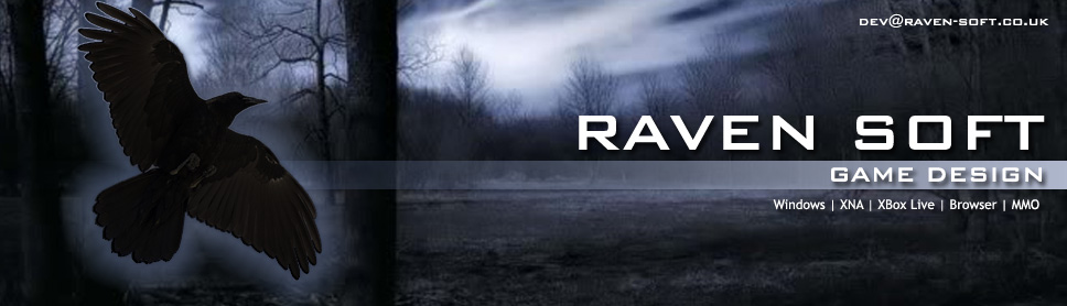 Raven Soft Design Limited Game Studio
